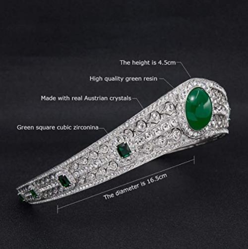 Austrian crystals tiara