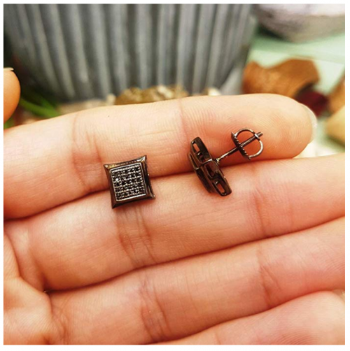 Dazzling Rock Collection studs