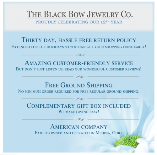 About Black Bow Jewelry & Co