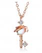 ANAZOZ 925 Sterling Silver Necklace