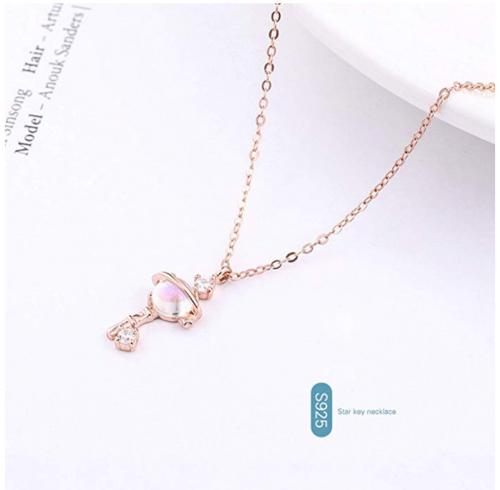 ANAZOZ key necklace