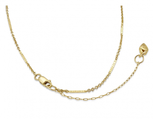 Camille Jewelry bar necklace clasp