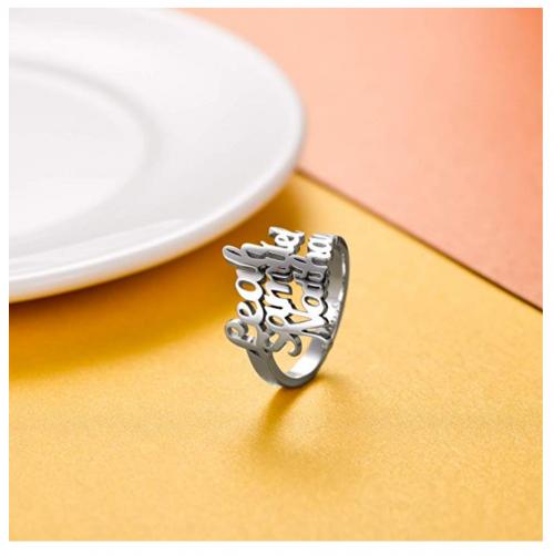 Peimko custom ring