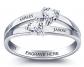Lam Hub Fong 2-Birthstone Ring