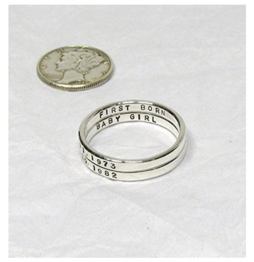 The Copper Phoenix Custom Ring Set