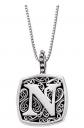 Lori Bonn Sweet Initials Pendant Necklace
