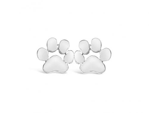 Rosa Vila Dainty Dog Earrings