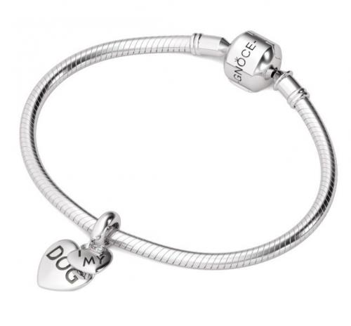 Dog jewelry bracelet charm