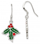 Black Bow Jewelry & Co. Holly Earrings