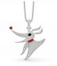 Jeulia Zero/The Nightmare Before Christmas Necklace