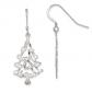 Black Bow Jewelry & Co. Christmas Tree Earrings