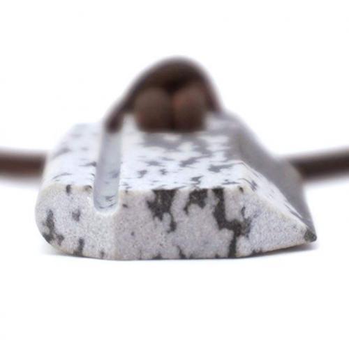 Wazoo Viking Knife Sharpener Necklace - Pendant detail