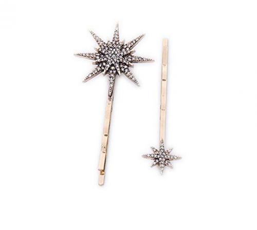CINRA Star Hair Jewelry