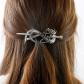 Love Viking Celtic Hair Clip