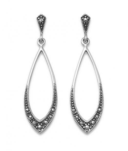 AzureBella Jewelry Antique Drop Earrings