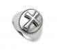 Black Bow Jewelry & Co. Milgrain Cross Ring