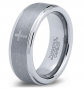 Charming Jewelers Tungsten Wedding Band for Men