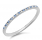 Dazzlingrock Collection Wedding Stackable Ring