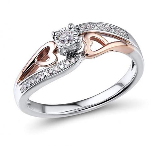 Diamond Classic Jewelry Ring