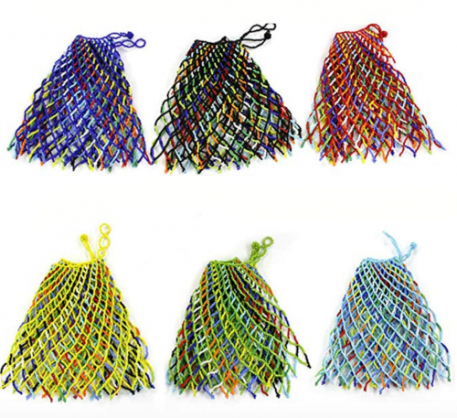 DOLLY DOLLY Zulu Beaded Necklace Color Options