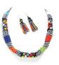 Viva African Maasai Jewelry Set
