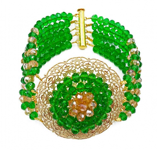Aczuv Nigerian Wedding Necklace