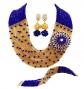 laanc Fashion Nigerian African Beads Set