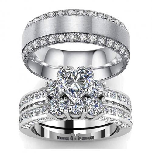 Loversring Couple Ring Set