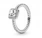 Pandora Jewelry Halo Anniversary Ring