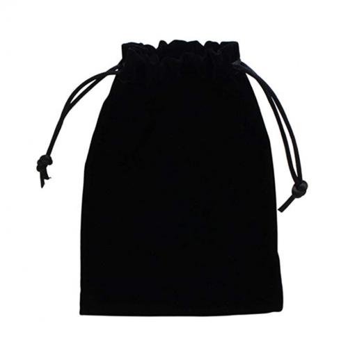 Jewelili Black Pouch