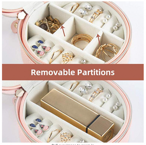 WFall Small Jewelry Box for Travel Details
