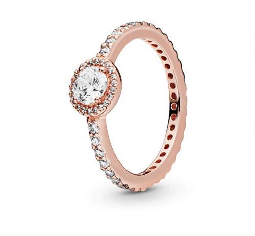 Pandora Jewelry Classic Sparkle Halo Ring