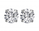 Dazzlingrock Collection 3.00 Carat Moissanite Earrings