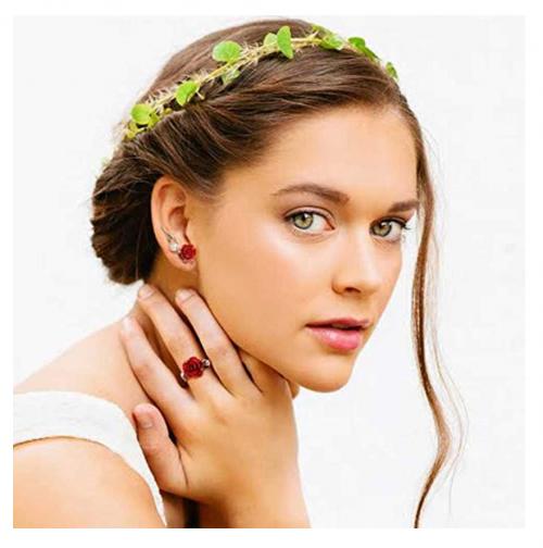 Bling Jewelry Crawlers on Model