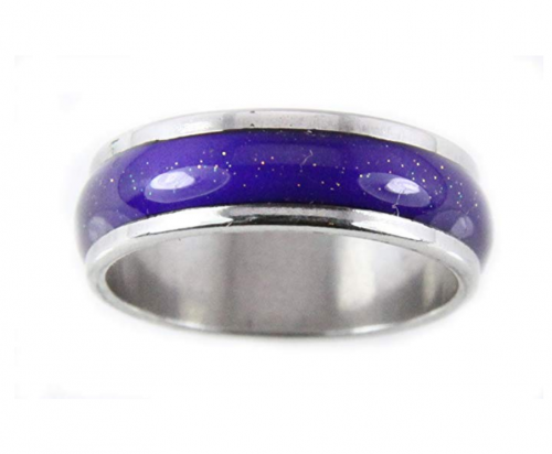 Mood Rings Stainless Steel Band 2