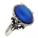 MOJO JEWELRY Gothic Flower Ring