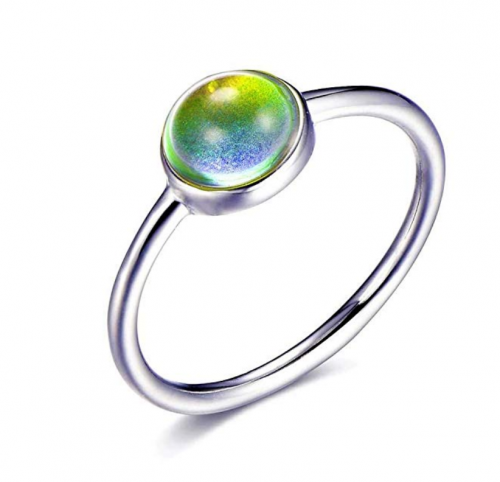 Ello Elli Dainty Style Mood Ring