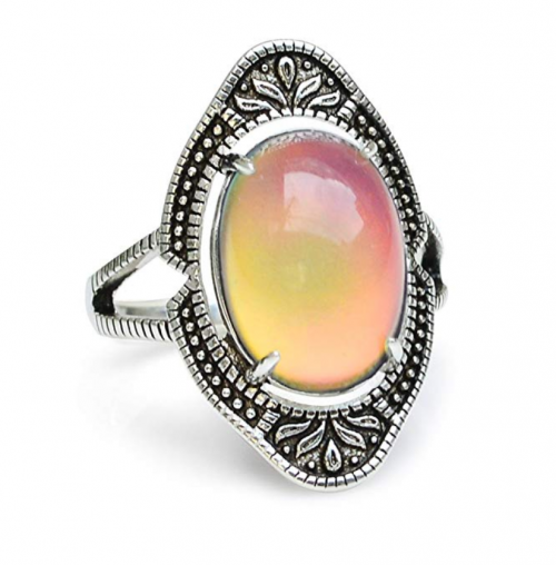 Fun Jewels Sterling Silver Ring