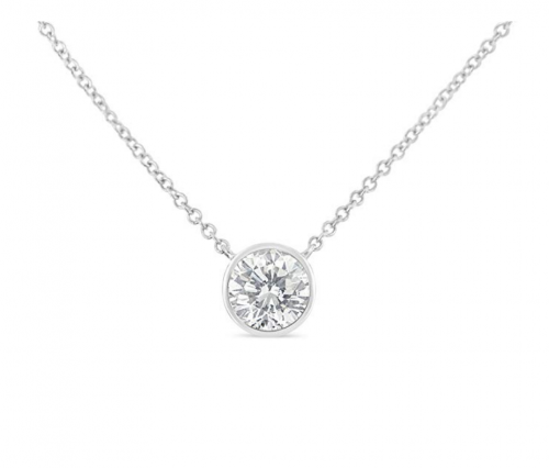 Original Classics Diamond Floating Necklace