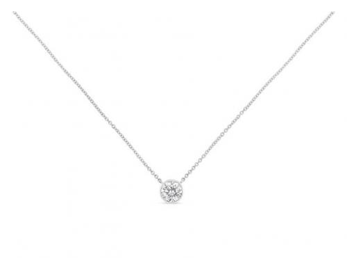 Original Classics Diamond Floating Necklace 2