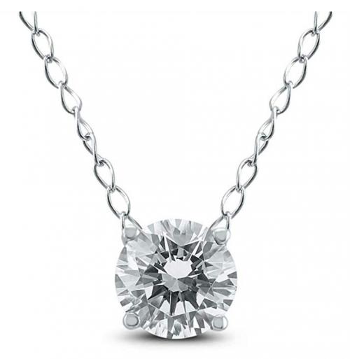 Szul Floating Diamond Necklace