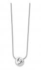 The Black Bow Jewelry Co. Diamond Swirl Necklace