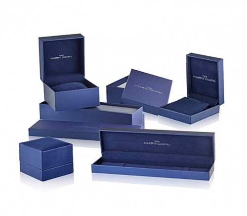 The Diamond Channel Gift Boxes