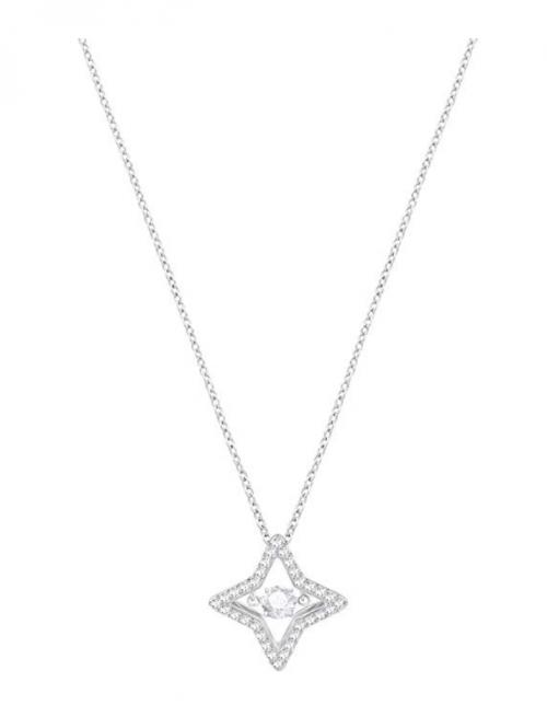 Swarovski Crystal Star Pendant Necklace
