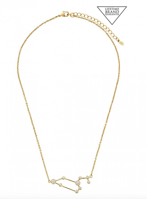 Sterling Forever Zodiac Necklace Display