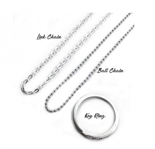 Your Custom Birth Moon Necklace by Little Gem Girl Details