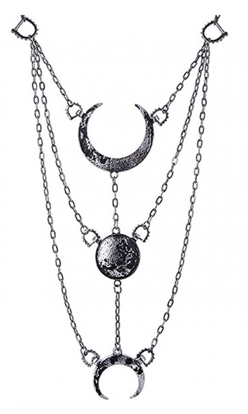 Restyle Clothing Crescent pendant