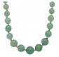 Seta Jewelry Genuine Jade Necklace