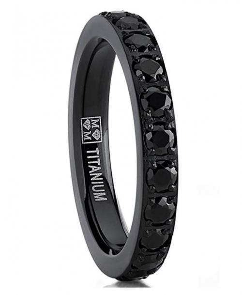 Bonndorf Black Titanium Band Profile