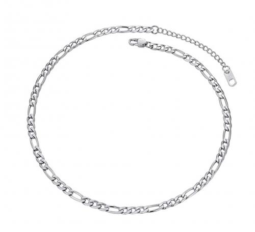 PROSTEEL Figaro Chain Choker